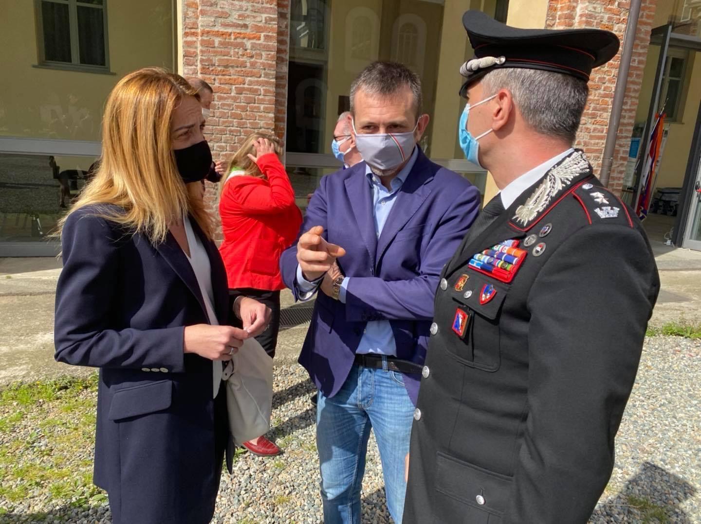 Andrea Delmastro Commemorazione Falcone
