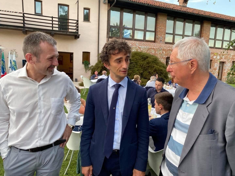 Cena di tesseramento di Fratelli d'Italia con l'On. Galeazzo Bignami